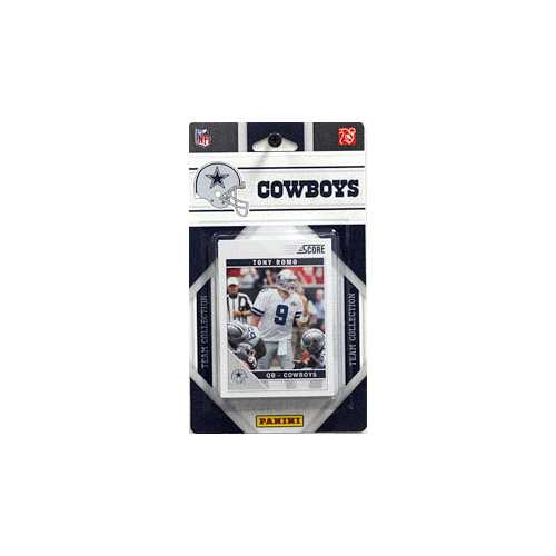 Dallas Cowboys 2011 Score Team Set