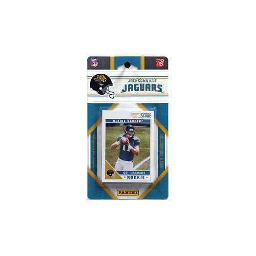 Jacksonville Jaguars 2011 Score Team Set