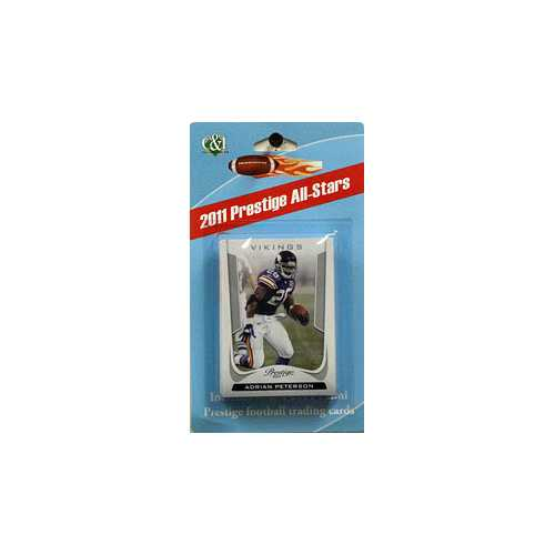 NFL All-Star 2011 Score Team Set