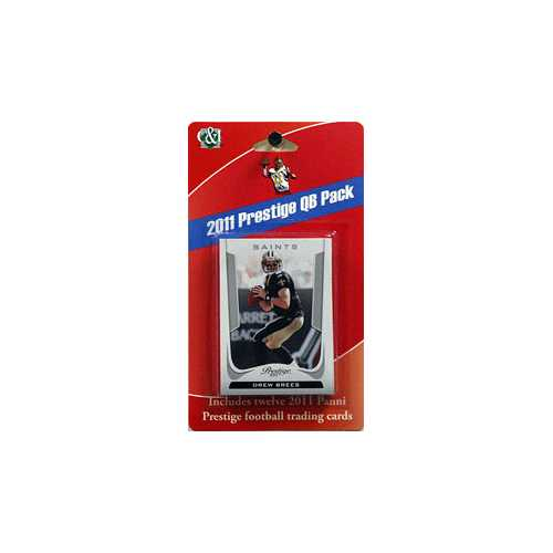 NFL Quarterback 2011 Score Team Set