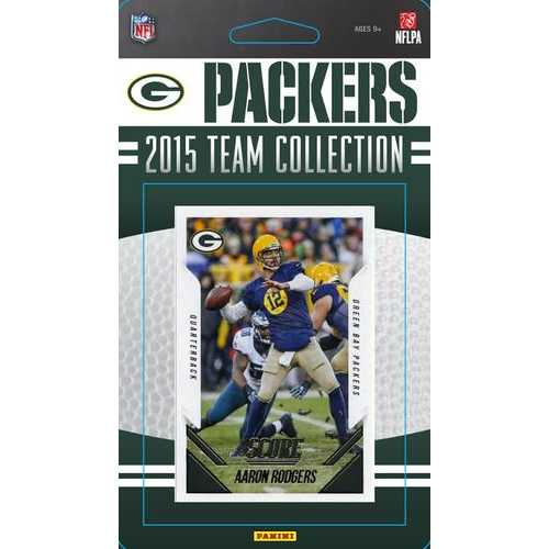 Green Bay Packers 2015 Score Team Set