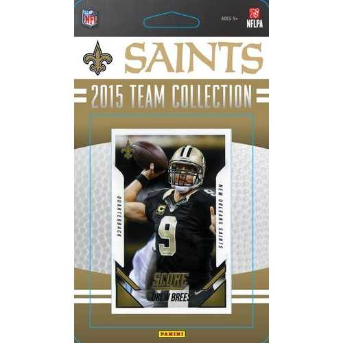 New Orleans Saints 2015 Score Team Set