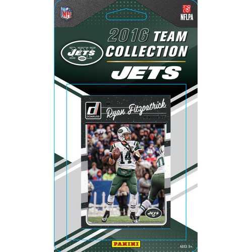 New York Jets Donruss NFL Team Set - 2016