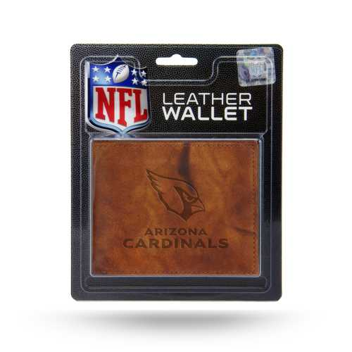 Arizona Cardinals Leather Embossed Billfold Special Order
