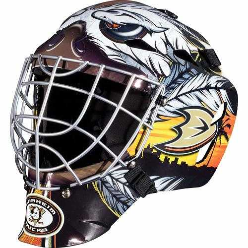 Anaheim Ducks Street Hockey Mask Special Order