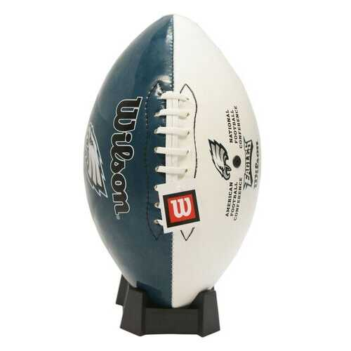Philadelphia Eagles Wilson Team Logo Football