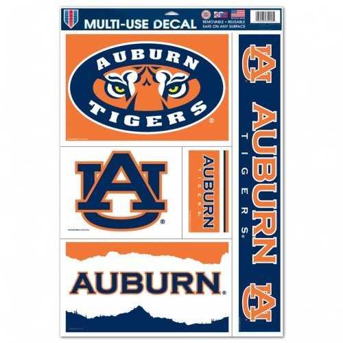 Auburn Tigers Decal 11x17 Ultra - Special Order
