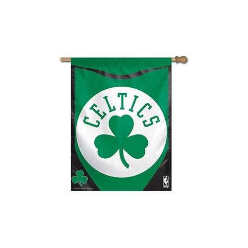 Boston Celtics Banner 28x40 Vertical Special Order