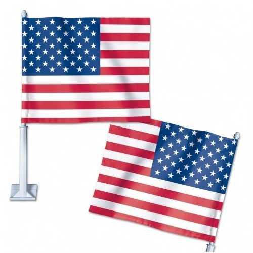 American Flag Car Flag Special Order