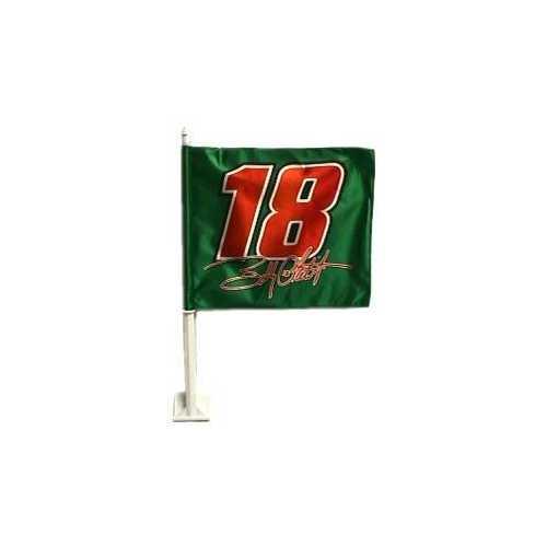 Bobby Labonte Car Flag