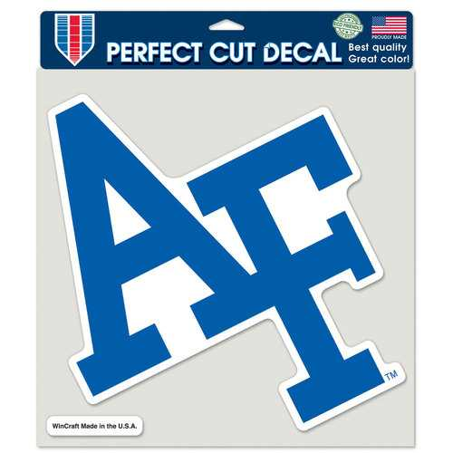 Air Force Falcons Decal 8x8 Perfect Cut Color Special Order