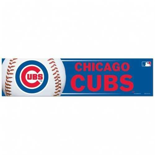 Chicago Cubs Bumper Sticker