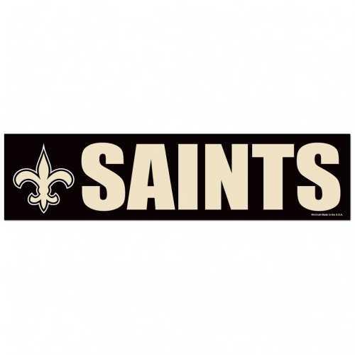New Orleans Saints Decal Bumper Sticker