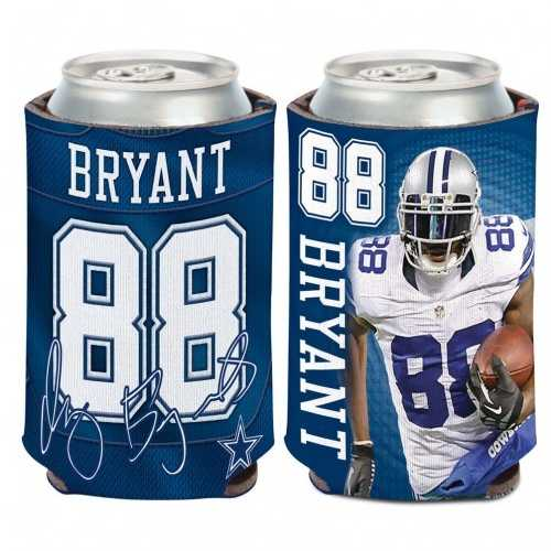 Dallas Cowboys Dez Bryant Can Cooler