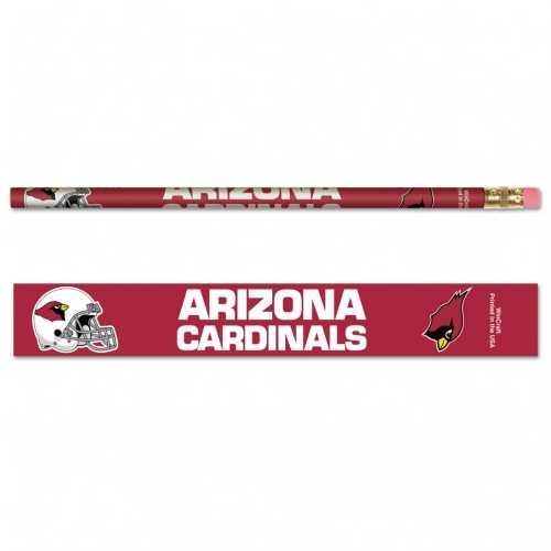 Arizona Cardinals Pencil 6 Pack Special Order