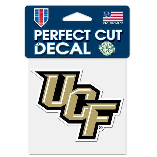 Central Florida Knights Decal 4x4 Perfect Cut Color Special Order