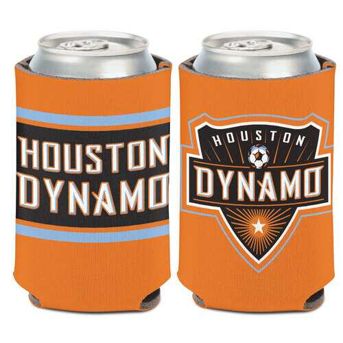 Houston Dynamo Can Cooler Special Order