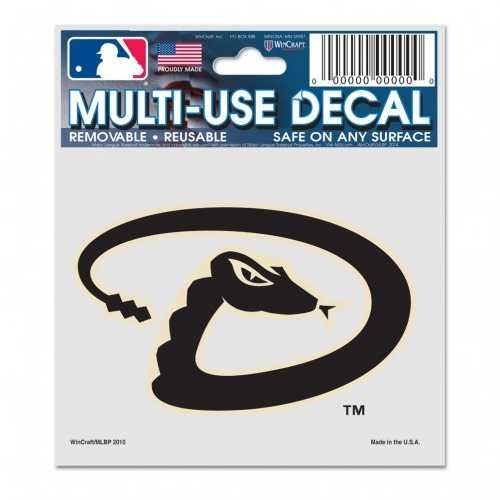 Arizona Diamondbacks Decal 3x4 Multi Use Special Order