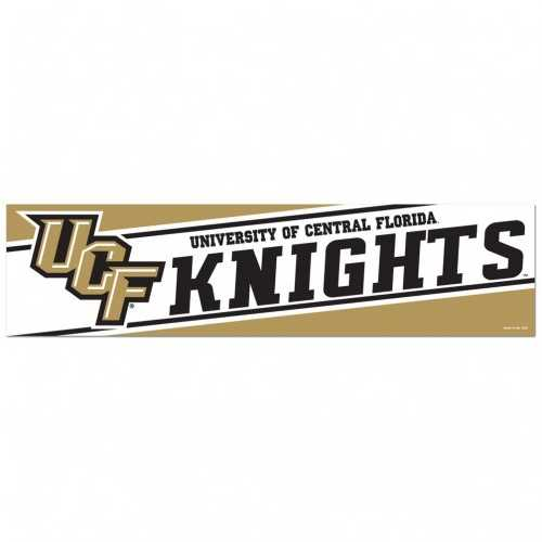 Central Florida Knights Decal 3x12 Bumper Strip Style Special Order