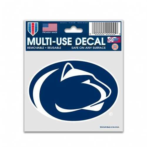 Penn State Nittany Lions Decal 3x4 Multi Use Special Order