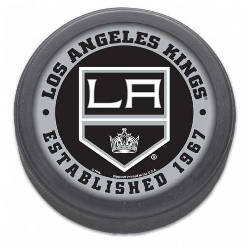 Los Angeles Kings Hockey Puck Packaged