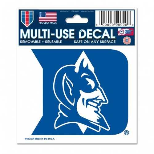 Duke Blue Devils Decal 3x4 Multi Use Special Order