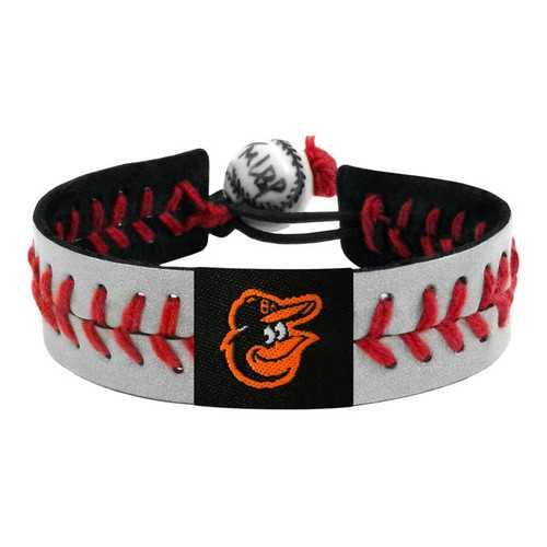 Baltimore Orioles Bracelet Reflective Baseball
