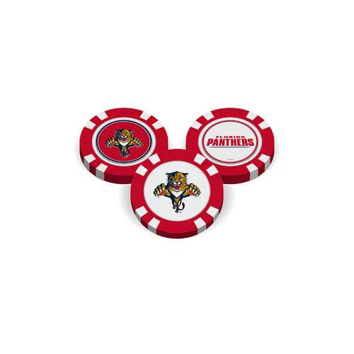 Florida Panthers Golf Chip with Marker