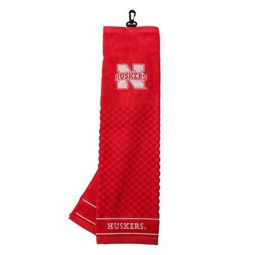 "Nebraska Cornhuskers 16""x22"" Embroidered Golf Towel"