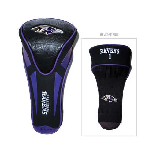 Baltimore Ravens Golf Headcover - Single Apex Jumbo Special Order