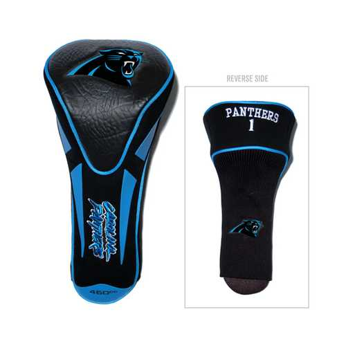 Carolina Panthers Golf Headcover - Single Apex Jumbo Special Order