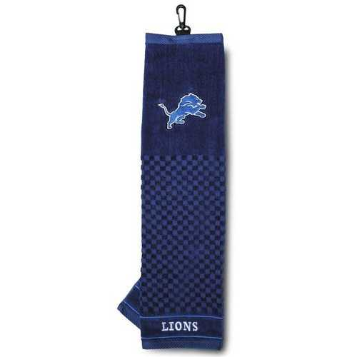 "Detroit Lions 16""x22"" Embroidered Golf Towel"