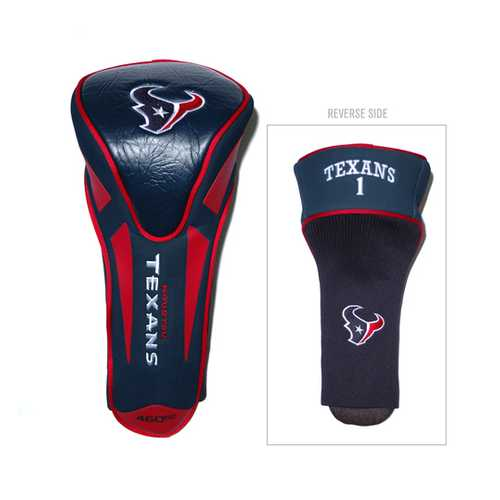 Houston Texans Golf Headcover - Single Apex Jumbo - Special Order