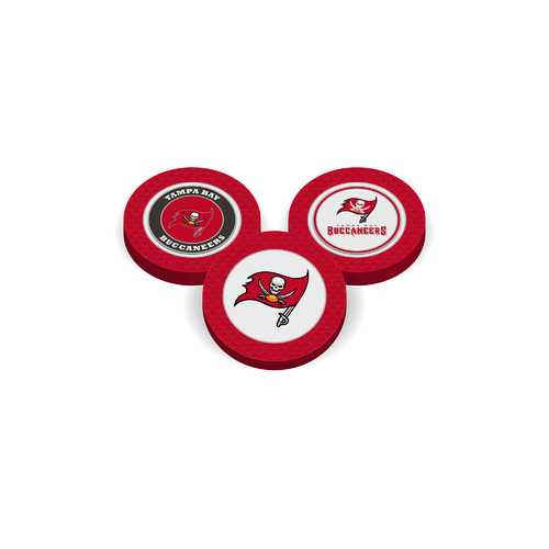 Tampa Bay Buccaneers Golf Chip with Marker