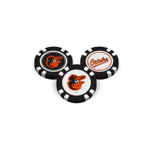 Baltimore Orioles Golf Chip with Marker