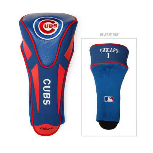 Chicago Cubs Golf Headcover - Single Apex Jumbo