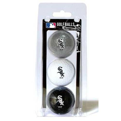 Chicago White Sox Golf Balls 3 Pack Special Order