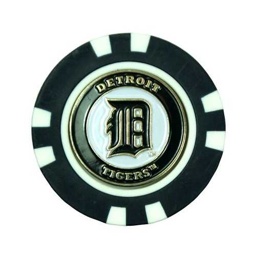 Detroit Tigers Golf Chip with Marker - Bulk