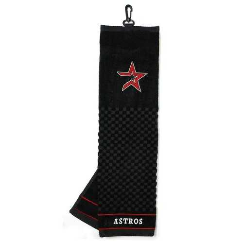 "Houston Astros 16""x22"" Embroidered Golf Towel"
