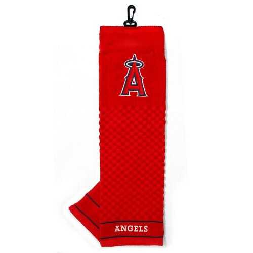 "Los Angeles Angels 16""x22"" Embroidered Golf Towel Special Order"