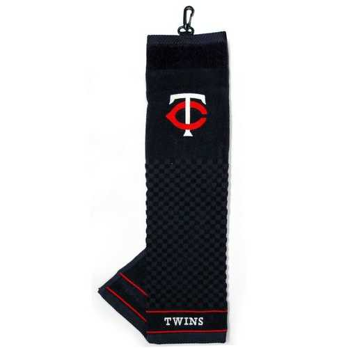 Minnesota Twins Golf Towel 16x22 Embroidered