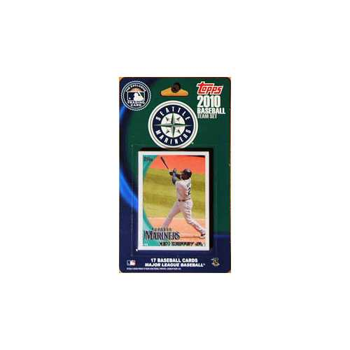 Seattle Mariners 2010 Topps Team Set