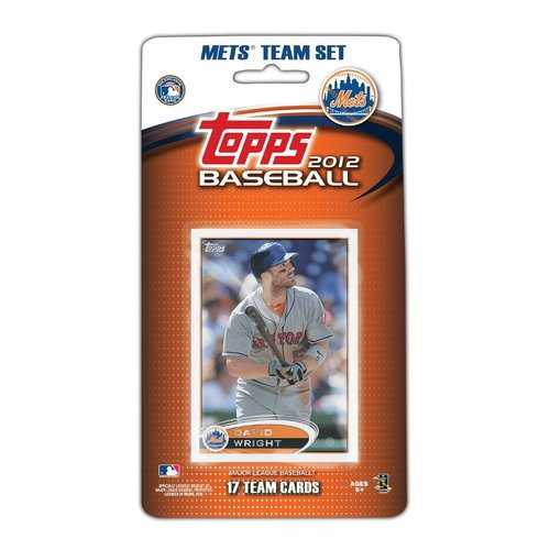 New York Mets 2012 Topps Team Set