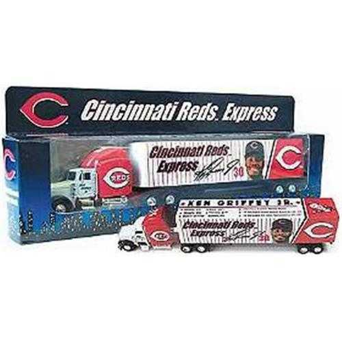 Cincinnati Reds Ken Griffey Jr.  White Rose '00 TeamMate