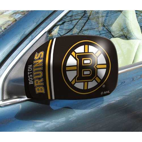 Boston Bruins Mirror Cover - Small