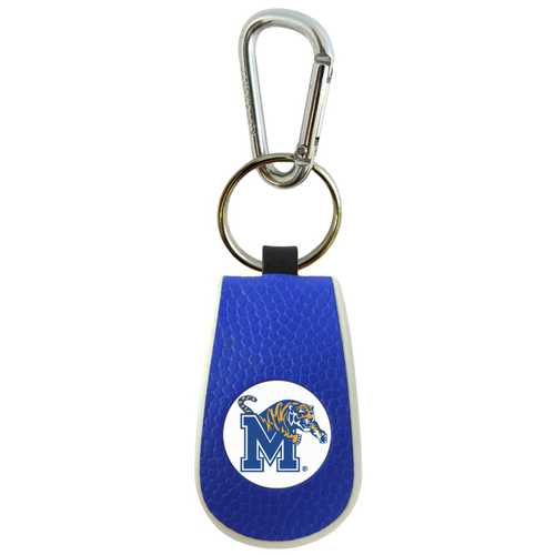 Memphis Tigers Keychain - Team Color Basketball