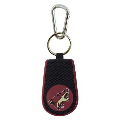 Arizona Coyotes Keychain Classic Hockey