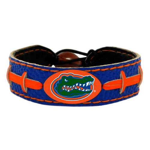 Florida Gators Bracelet Team Color Football