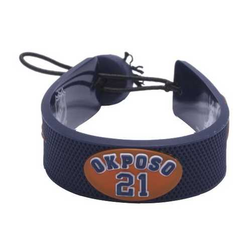 New York Islanders Bracelet Team Color Jersey Kyle Okposo Design