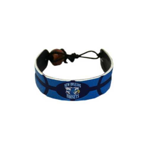New Orleans Hornets Team Color Basketball Bracelet